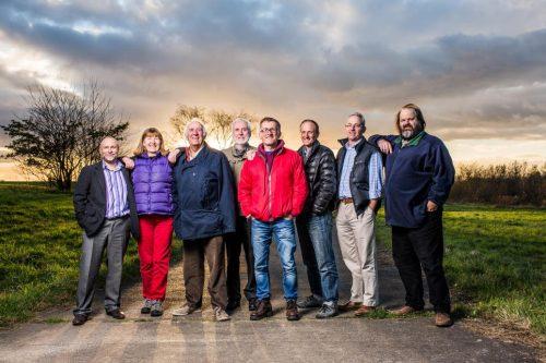 Wakefield coal miners
